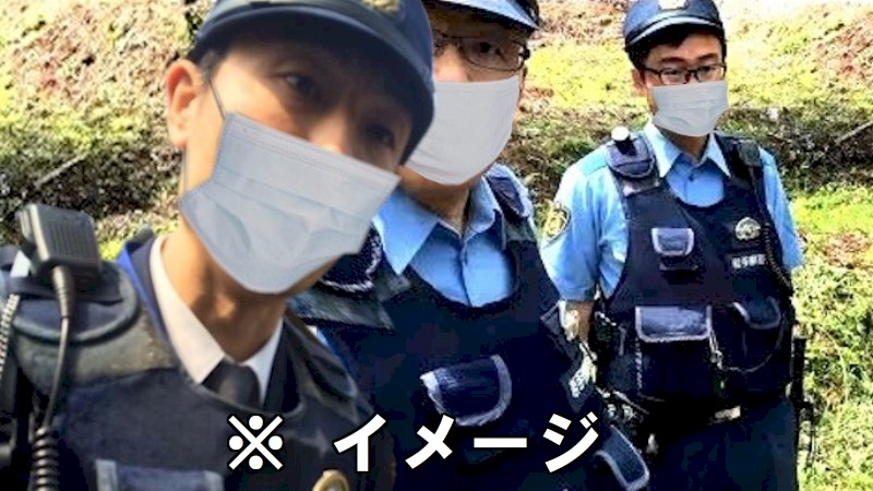 「神奈川県警戸塚警察署の警官7人(私服刑事2人を含)に ななこは詐欺師余命を操る首謀者と教えてあげました。」余命残念サギ日記 平成31年2月21日